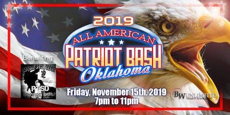 2019 All American Patriot Bash Oklahoma tickets