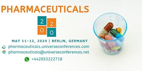 Pharmaceuticals Utilitarian Conferences tickets