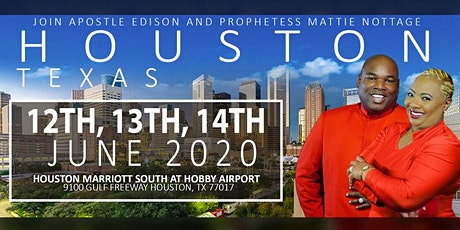 MIRACLE, HEALING & DELIVERANCE [HOUSTON, TEXAS] REVIVAL 2020 tickets