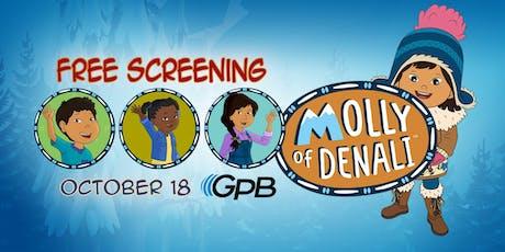 Molly of Denali Screening Party tickets