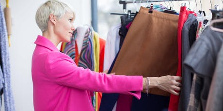HOW TO MAKE YOUR LOVE OF CLOTHES WORK FOR YOU - READING tickets