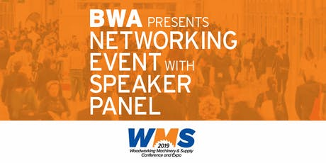 WMS SHOW – Bluewater Wood Alliance Speaker Panel tickets