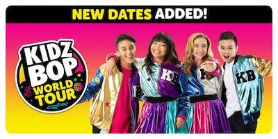 KIDZ BOP WORLD TOUR  | www.kidzbop.com