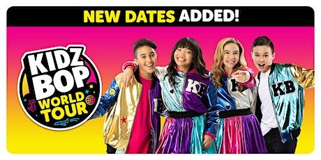 KIDZ BOP WORLD TOUR  | www.kidzbop.com tickets