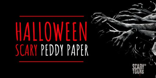 Halloween | Scary Peddy Paper