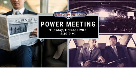 Kings & Priests' Meeting: Power, Collaboration, Community tickets
