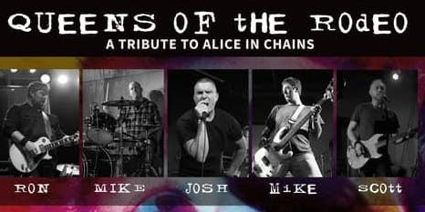 Queens of the Rodeo - A Tribute to Alice in Chains