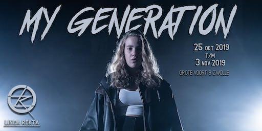 Theaterfirma LINEA REKTA  | My Generation
