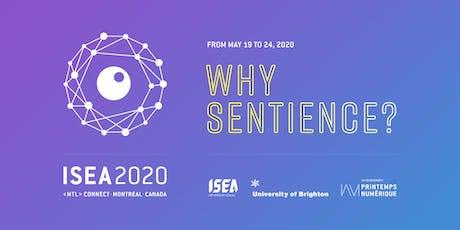 ISEA2020 Montréal - Canada tickets