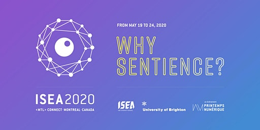 ISEA2020 Montréal - Canada
