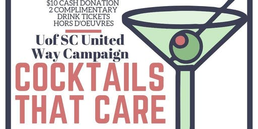 Cocktails That Care - UofSC  United Way Campaign