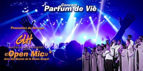 Concert Parfum de Vie billets