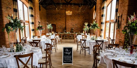 The Barn at Strtaford Park Wedding Open Day tickets