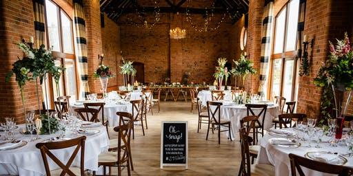 The Barn at Strtaford Park Wedding Open Day
