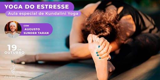 Yoga do Estresse - A dinâmica do corpo e o hábito mental