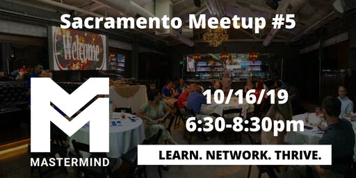 Sacramento Home Service Professional Networking Meetup  #5