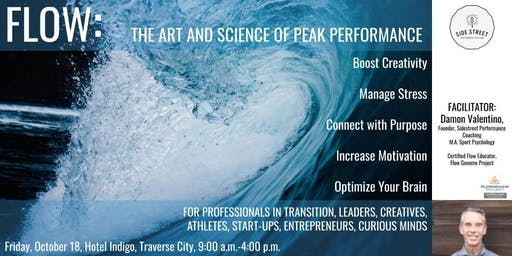 Flow: The Art and Science of Peak Performance