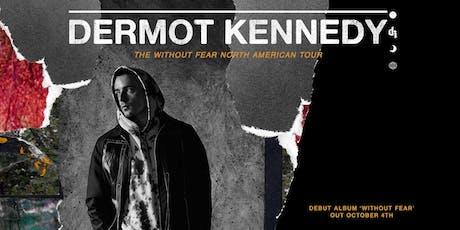 Dermot Kennedy tickets