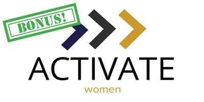 BONUS! ACTIVATE Women: Local Leadership