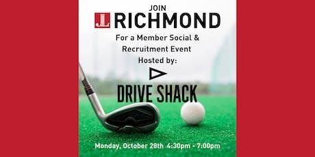Junior League of Richmond Member Social & Recruitment Event tickets