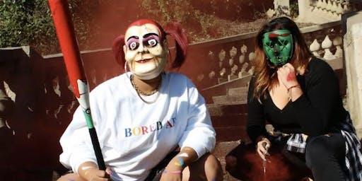 Create & Sip Halloween Paint Party