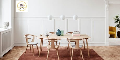 Workshop Interior Decorating: Find Your Own Style! tickets