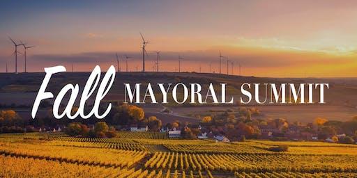 Fall Mayoral Summit