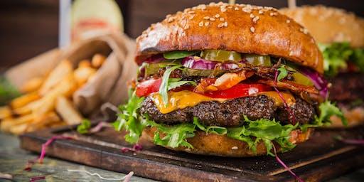 Burger Spezialitäten in Mama und der Bulle