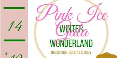 "Twenty Pearls Incorporated Presents: ""A Winter Wonderland"""