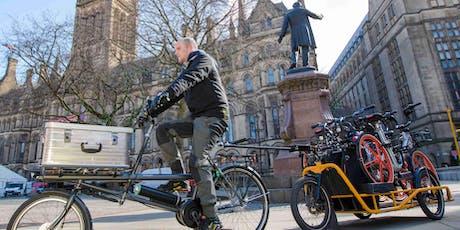 Cargo Bike Empowerment Workshop tickets
