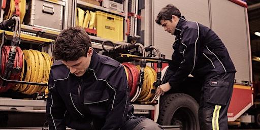 S-GARD - Safety Tour // Dialog: Technische Hilfeleistung 15.02.2020