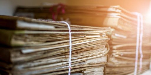 Master of Archive and Records Management Open Afternoon 2019