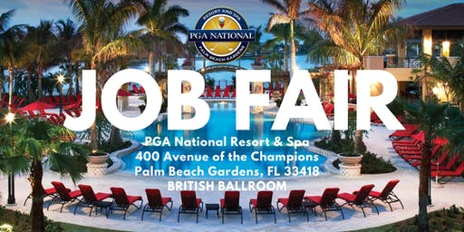 PGA National Resort & Spa Fall  Job Fair