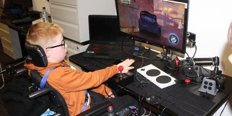 Child Gaming Session tickets