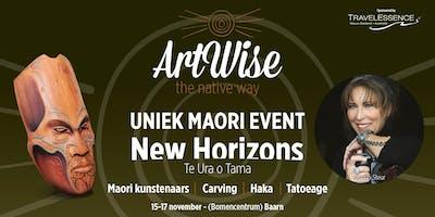 Maori event New Horizons
