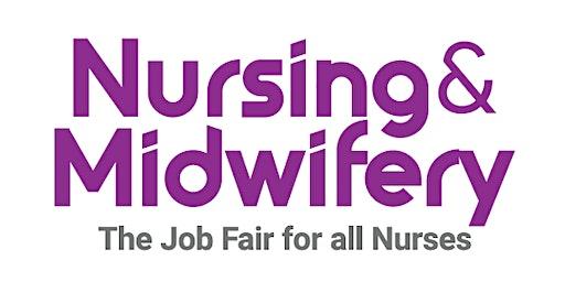 Nursing & Midwifery Job Fair - Melbourne, June 2020