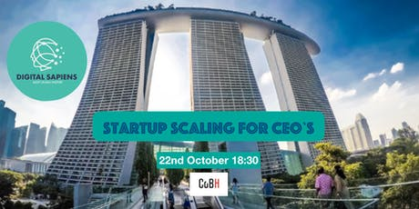 Startup Scaling CEO Workshop tickets