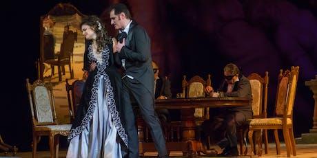 Ciclo de Ópera: La Traviata entradas