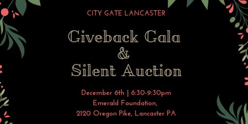 City Gate Give Back Gala & Silent Auction