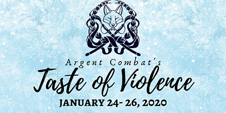 Taste of Violence: Winter Stage Combat Workshop tickets