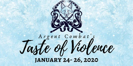 Taste of Violence: Winter Stage Combat Workshop