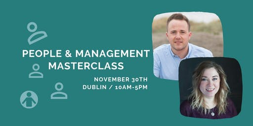 People and Management Masterclass