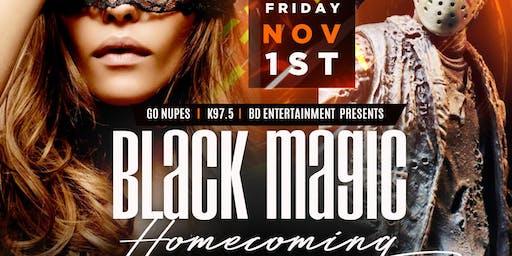 **BLACK MAGIC** Homecoming Halloween Edition