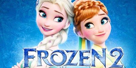 Frozen II tickets