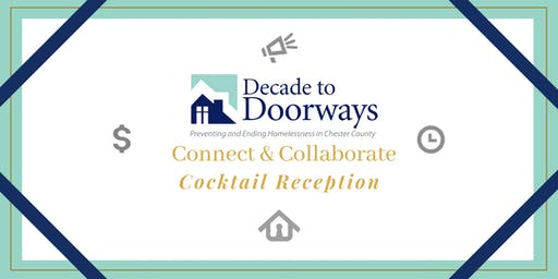 Decade to Doorways: Connect & Collaborate Cocktail Reception