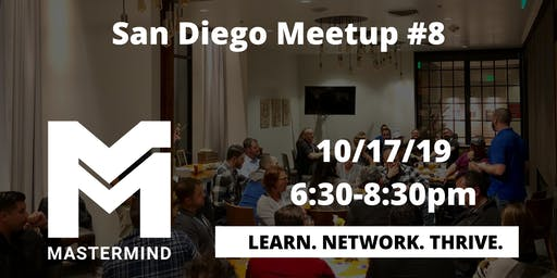 San Diego Home Service Professional Networking Meetup  #8