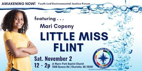 Awakening Now! - with Little Miss Flint tickets