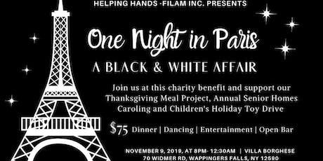 2nd Annual Black & White Affair tickets