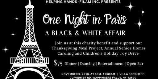 2nd Annual Black & White Affair
