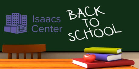 Isaacs Back-to-School Fundraiser! tickets